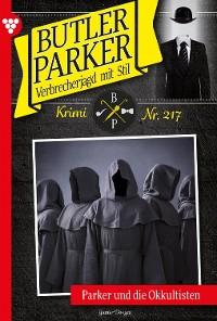 Cover Butler Parker 217 – Kriminalroman