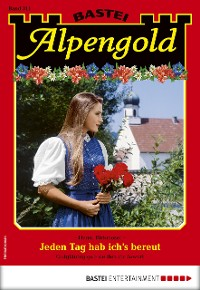 Cover Alpengold 311 - Heimatroman