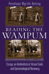 Cover Reading the Wampum