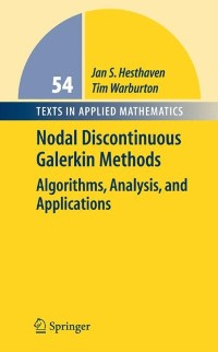 Cover Nodal Discontinuous Galerkin Methods