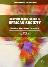 Cover Contemporary Issues in African Society