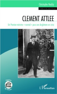 Cover Clement attleeistre &quote;normal&quote; pour une Anglet