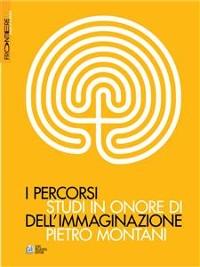 Cover I percorsi dell'immaginazione. Studi in onore di Pietro Montani