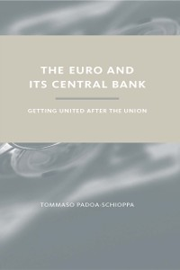 Cover Euro and Its Central Bank