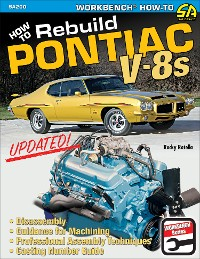 Cover How to Rebuild Pontiac V-8s - Updated Edition