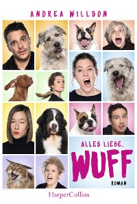 Cover Alles Liebe, wuff