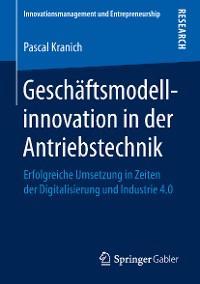 Cover Geschäftsmodellinnovation in der Antriebstechnik