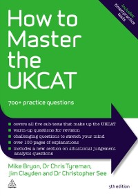 Cover How to Master the UKCAT
