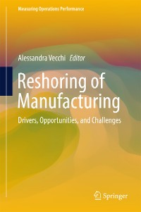 Cover Reshoring of Manufacturing