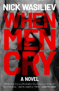 Cover When Men Cry