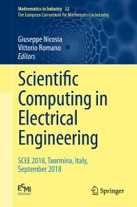 Cover Scientific Computing in Electrical Engineering