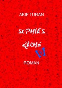 Cover Sophia's Rache