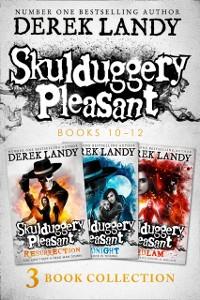 Cover Skulduggery Pleasant: Books 10 - 12