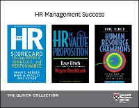 Cover Human Resources Management Success: The Ulrich Collection (3 Books)