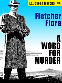 Cover A Word For Murder: Lt. Joseph Marcus #4