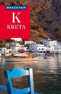 Cover Baedeker Reiseführer Kreta