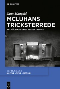 Cover McLuhans Tricksterrede
