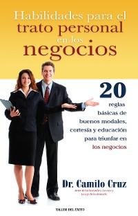 Cover Habilidades para el trato personal en los negocios