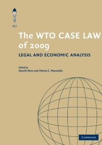 Cover WTO Case Law of 2009