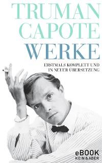 Cover Truman Capote Werke