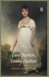 Cover Jane Austen, Young Author
