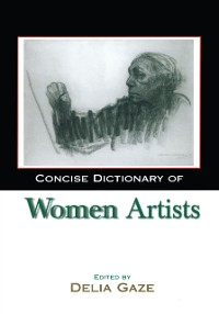 Cover Concise Dictionary of Women Artists