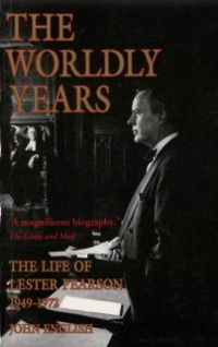 Cover Worldly Years