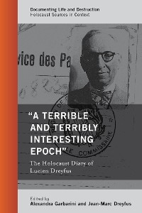 """Cover """"A Terrible and Terribly Interesting Epoch"""""""