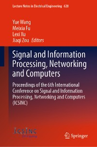 Cover Signal and Information Processing, Networking and Computers