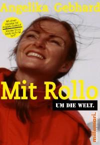 Cover Mit Rollo um die Welt