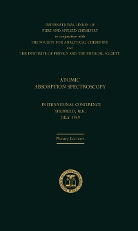 Cover Atomic Absorption Spectroscopy