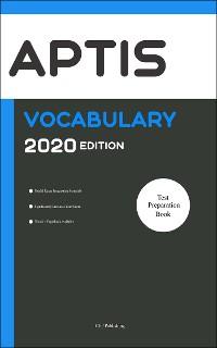 Cover APTIS Vocabulary 2020 Edition