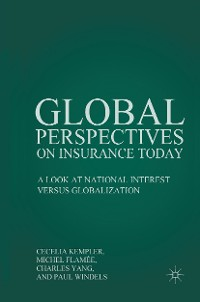 Cover Global Perspectives on Insurance Today