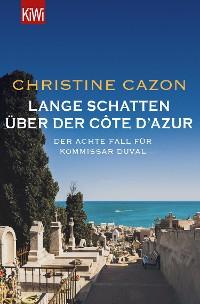 Cover Lange Schatten über der Côte d'Azur