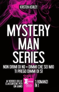Cover Mystery Man Series