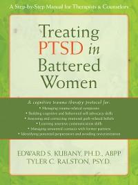 Cover Treating PTSD in Battered Women