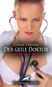 Cover Der geile Doktor | Erotische Geschichte