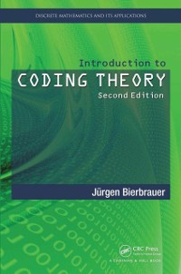 Cover Introduction to Coding Theory