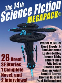 Cover The 14th Science Fiction MEGAPACK®