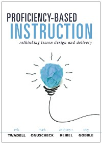 Cover Proficiency-Based Instruction