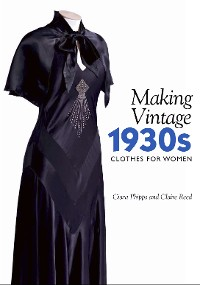 Cover Making Vintage 1930s Clothes for Women