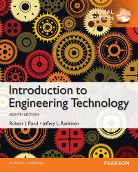 Cover Introduction to Engineering Technology, Global Edition