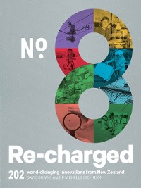 Cover No 8 Re-Charged