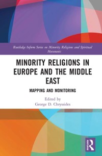 Cover Minority Religions in Europe and the Middle East