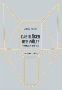 Cover Das Blöken der Wölfe