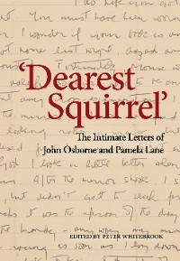 Cover 'Dearest Squirrel…'