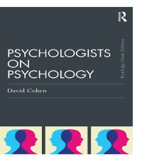 Cover Psychologists on Psychology (Classic Edition)