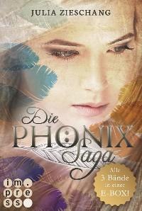 Cover Alle Bände in einer E-Box! (Die Phönix-Saga )