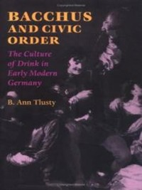 Cover Bacchus and Civic Order