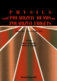 Cover Physics With Polarized Beams On Polarized Targets - Proceedings Of The Conference